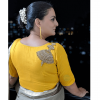 Zari Embroidered Blouse, Stitched Blouse