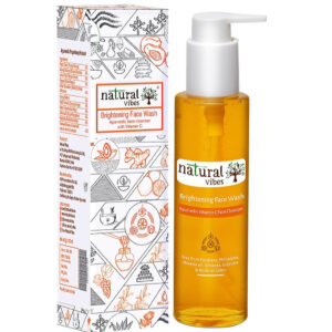natural face wash, face wash, ayurvedic face wash