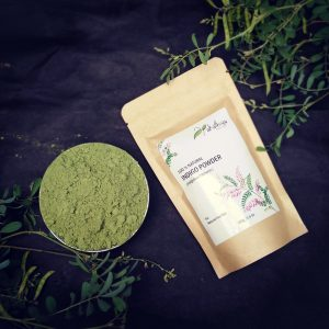 natural, hair dye, eco packing, organic, indigo powder