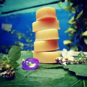 handmade, coldpressed soaps, eco packing, turmeric and sandal soap, skincare, bath and body care