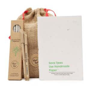 handcrafted, ecofriendly, treefree, plasticfree, organic, seed cover book, seedcover