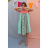 kids suit set for girls, kids cotton dress, handwoven dresses, handwoven dresses for kids, kids clothing, handmade in India, made in India, India made