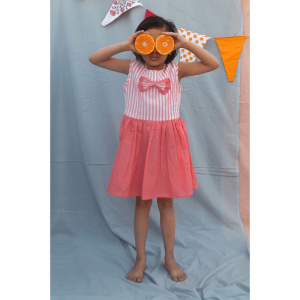 kids dresses, suits for girls, kids cotton dress, handwoven dresses, handwoven dresses for kids, kids clothing, handmade in India, made in India, India made