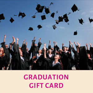 Graduation Gift Card, Gift Card