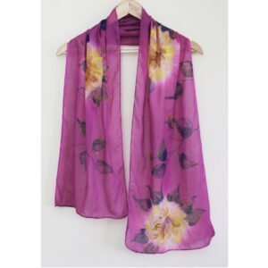 Stoles, Cotton Stoles, Hand Painted Stoles
