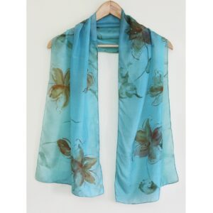 Stoles, Silk Stoles, Hand Painted Stoles