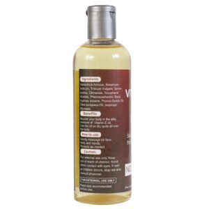 Vitamin E Oil, Skin Care Oil, Hair Oil