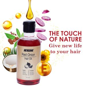 Hair Oil, Red Onion Hair Oil