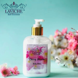 Cherry Blossom Body Lotion, Body Lotion