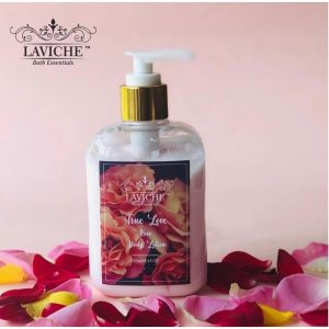 True Love Rose Body Lotion, Body Lotion, Moisturizer