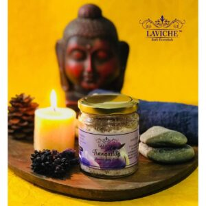 Lavender Body Scrub, Body Scrub