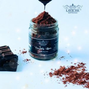 """Chocolaty Affair"" Chocolate Body Scrub, Body Scrub"