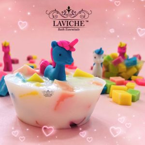 Unicorn Soap, Soap Bar, Handmade Soap, Bathing Soap, Essentials, Kids Soap