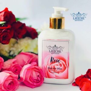 Rose Sunscreen Lotion, Skin Care, Natural Sunscreen Lotion