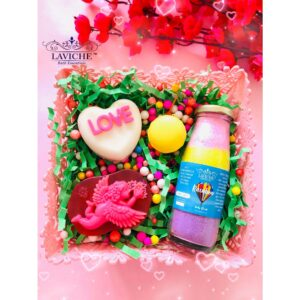 Love Combo Gift Box,Luxury Body Care Gift Box, Bath and Body Care