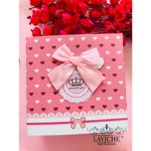 Love Gift Box,Luxury Body Care Gift Box, Bath and Body Care