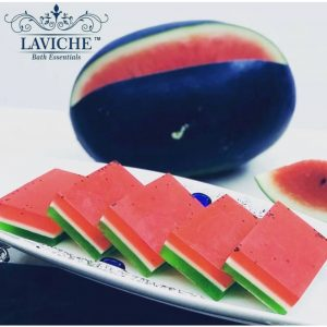 Kids soap, watermelon soap, organic soap,natural soap