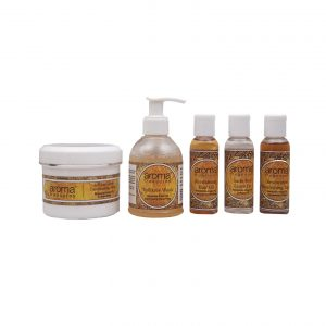 Aroma Treasures Moroccan Oil Hair Spa Kit, Hair Spa, Hair Care Routine, Hair Oil, Shampoo, Hair Serum