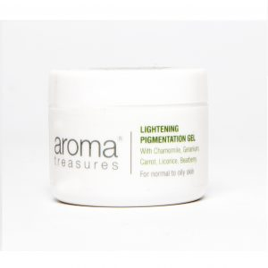 Aroma Treasures Pigmentation Gel, Face Gel