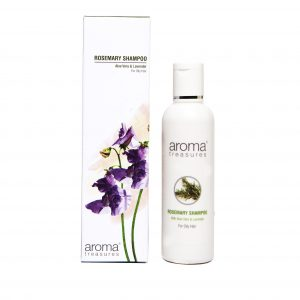 Aroma Treasures Rosemary Shampoo 100ml