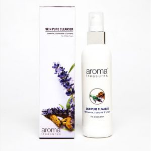 Aroma Treasures Skin pure Cleanser, Face Cleanser