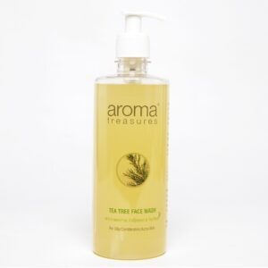 Aroma Treasures Tea Tree Face Wash 500ml