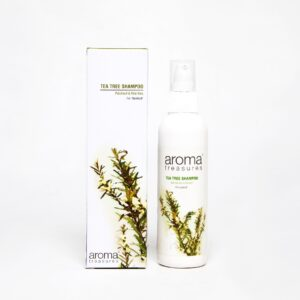 Aroma Treasures Tea Tree Shampoo 100ml