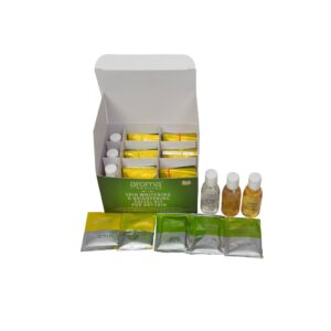 Aroma Treasures Skin Whitening and Brightening Facial Kit For Dry Skin, Facial Kit, Herbal Facial Kit