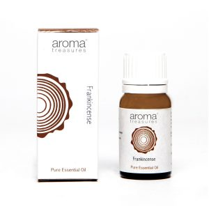Aroma Treasures Frankincense Essential Oil 100% Pure & Natural, Essential Oil