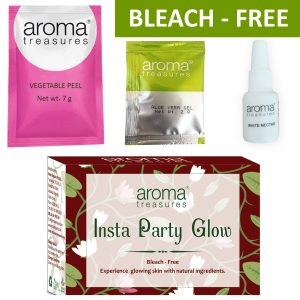 Aroma Treasures Insta Party Glow Single Time Use kit