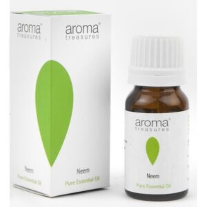 Aroma Treasures Neem Essential Oil 100% Pure & Natural - 10ml