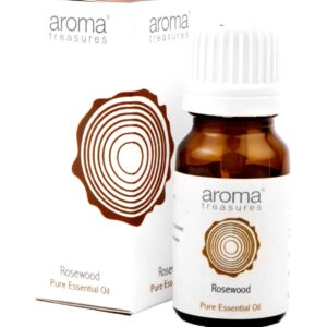 Aroma Treasures Rosewood Essentail Oil 100% Pure & Natural - 10ml