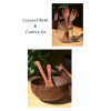 spoon, fork, eco friendly spoon, spoon online, coconut bowls, coconut bowls online, natural bowls online, natural bowls, eco friendly bowls, smoothie bowls, coconutshell products online, dinner set, bowls with spoon and fork, fork spoon