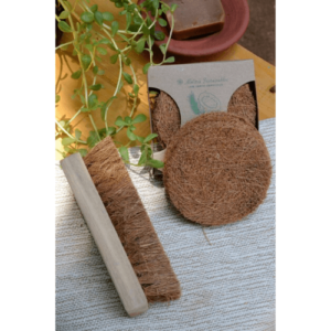 Kitchen Scrub, Eco-Friendly, Biodegradable, Coir, Coconut Fibre, laundry brush, bottle cleaner, Coconut Fiber- Coir Scrub & Laundry Brush