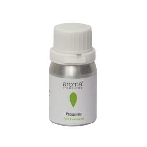 Aroma Treasures Peppermint Oil 50 ml 100% Pure & Natural, Essential Oil