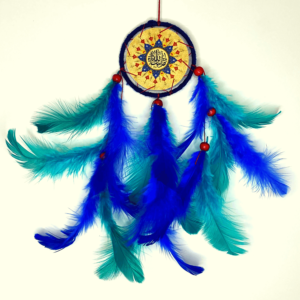 Mashallah dream catcher, colorful dream catcher, car hanging, dream catcher