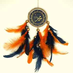 Mohamed dream catcher, colorful dream catcher, car hanging, dream catcher