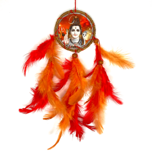 Shiva dream catcher, colorful dream catcher, car hanging, dream catcher