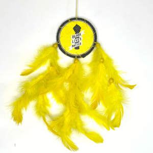 BLM dream catcher, colorful dream catcher, car hanging, dream catcher