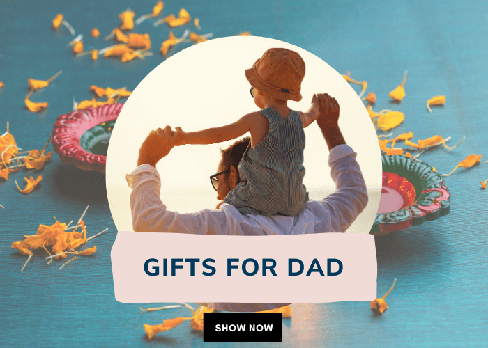 gifts for dad, sustainable gifts