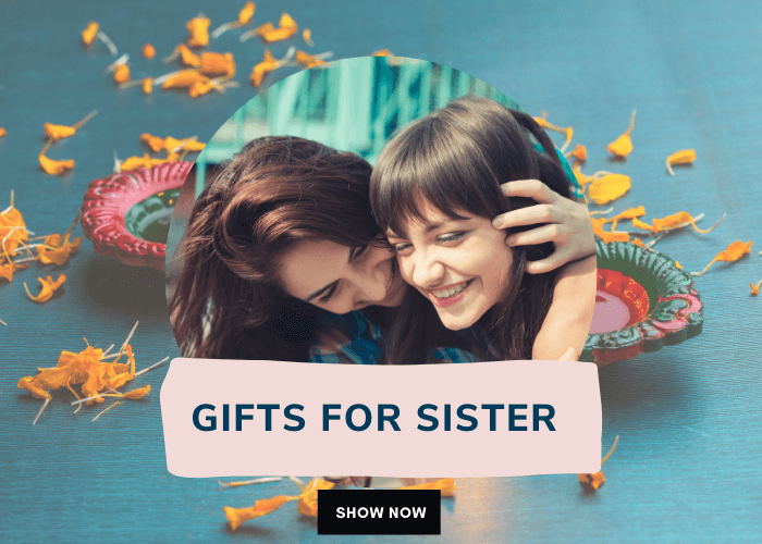 gifts for sister, sustainable gifts
