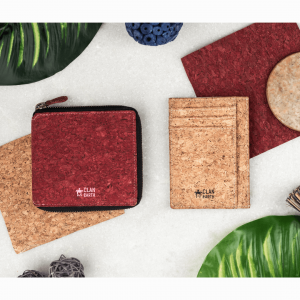 Cork wallets, gifts for couples