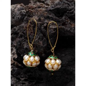 Motiyaar Jhumka Earrings