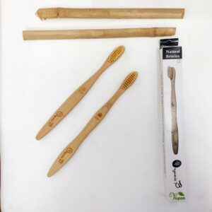 bamboo toothbrush, toothbrush, sustainable, biodegradable