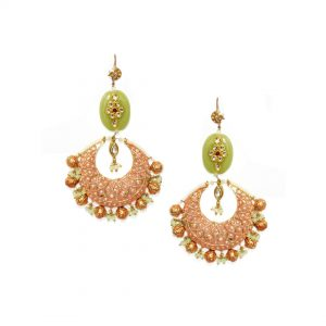 Dugristyle Temple Balihaari, earrings, earring, jewellery