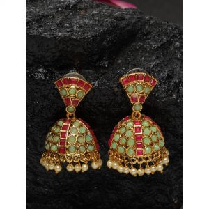 Dugristyle Traditional Jhumki Earring