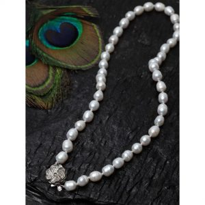 Dugristyle Pearl Class Necklace, Necklace