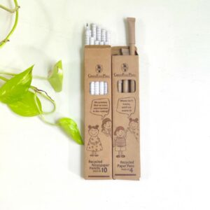 Eco- friendly Stationery, Pen, Stationery, pencils