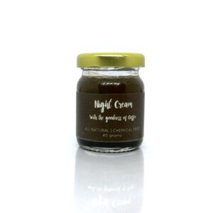 Vishisht Natural Night Cream - Coffee