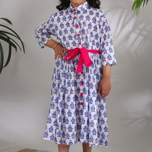 The Cotton Staple Penguin Shirt Dress